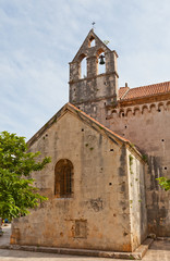 St John the Baptist church (XIII c.). Trogir, Croatia (UNESCO)