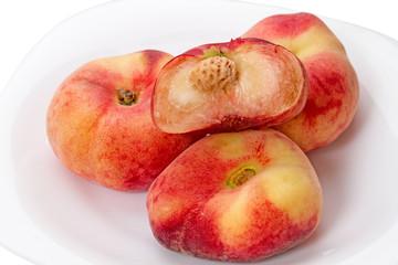 Four peaches fig