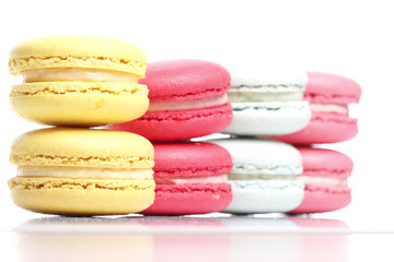 Coloful Macaron Biscuit