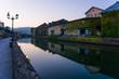 夕暮れ時の小樽運河 - 66750756