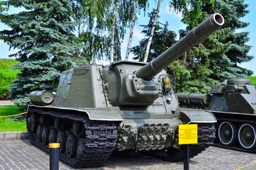Military tank panzer track