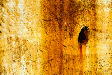 Abstract Grunge Rusty Wall