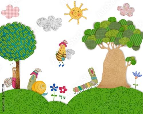 Illustration for children © evarin20