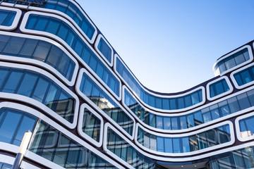 modernes Bürogebäude in Deutschland  - Büro