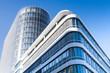 canvas print picture - modernes Bürogebäude in Deutschland  - Hochhaus
