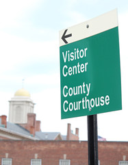 Courthouse Sign 5