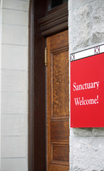 Sanctuary Sign 2