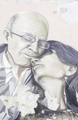 Graffiti couples