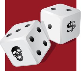 Dangerous dice