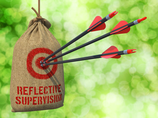 Reflective Supervision - Arrows Hit in Target.