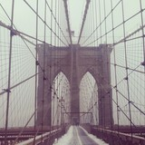 Brooklynbridge, NYC, USA