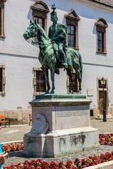 Monument of Andras Hadik