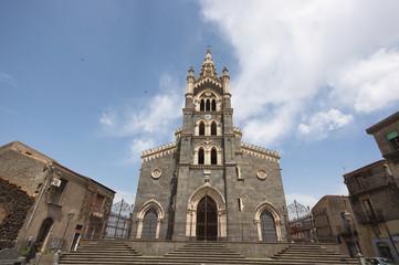 Randazzo Basilica di Santa Maria