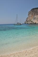 Paxos Spiaggia Eremitis