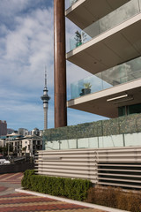 residential apartments in Auckland, New Zealand