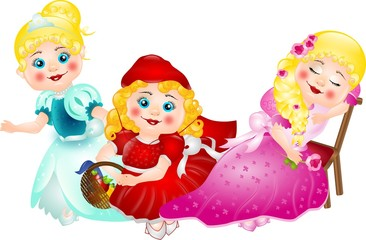 Fairytales Princesses