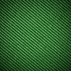 Green background with diagonal striped pattern