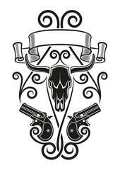 Derringer Tattoo