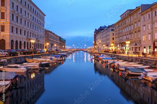 Triest, Włochy