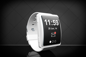 Big conceptual smart watch
