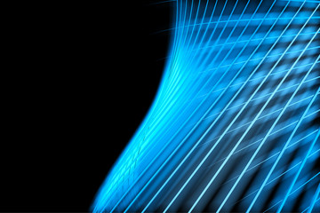 Blue abstract wallpaper background