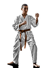 karate teenagers kid