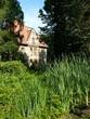 Gartenteich im Park der Alten Müllerburg in Oerlinghausen