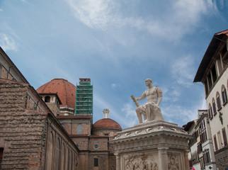 Church of San Lorenzo in Florence, Italy