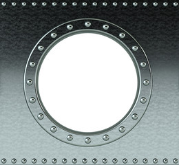 ship porthole - insert your own image