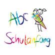 ABC - Schulanfang - Mädchen mit Schultüte