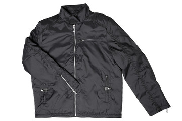 Black male jacket