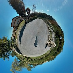 Photosphere in Crichelon, Vicenza