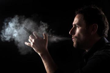 fumo sigaretta elettronica