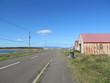 僻地の道路