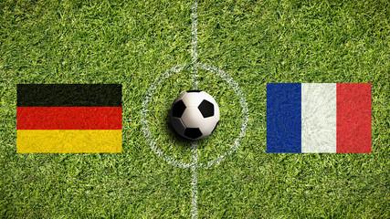 Deutschland vs. Frankreich