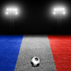 French Soccer Field