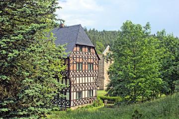 Jagdschloss Paulinzella