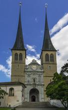 Eglise de Saint Leodegar, Lucerne