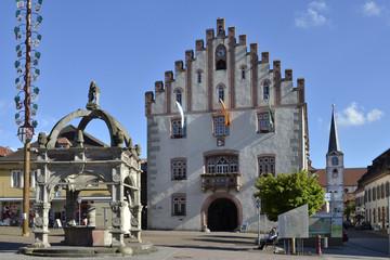 Rathaus von Hammelburg