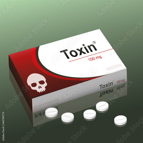 poster of Pills Toxin