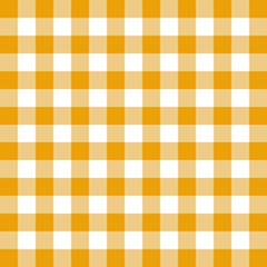 Orange tablecloth vector