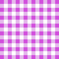 Pink tablecloth vector