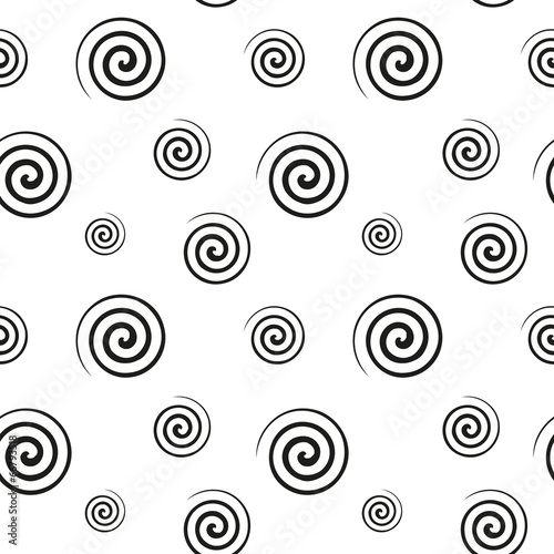 Spirala monochromatyczne tekstura