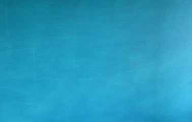 Turquoise paint washed wall background