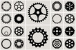 Mechanical Cogs and Gear Wheel Set - 66797136