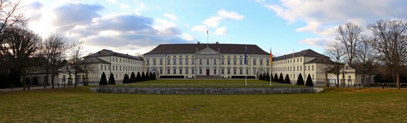 Panorama Schloss Bellevue