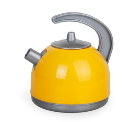 Plastic toy tea-pot