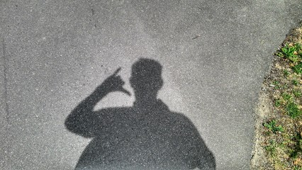 Shadow phone call
