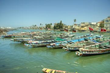 [Afrika - Senegal] Stadt, Land, Fluß - Eindrücke und Kultur