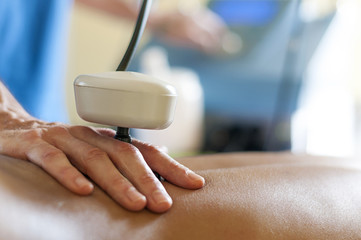 tecartherapy massage